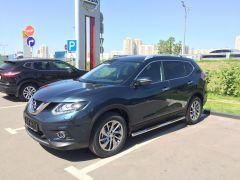Nissan X-Trail: 2.5 CVT 4WD LE+, T32