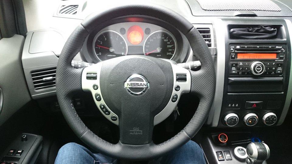 Новый руль на T31