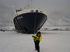 Антарктида 2013